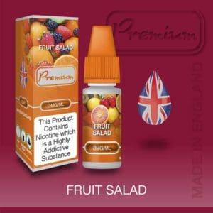 fruit salad 3mg 30ml vaping e liquid