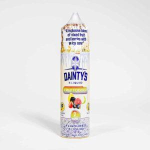 Eco Vape Daintys Ice Range Fruit Fodder 50ml shortfill