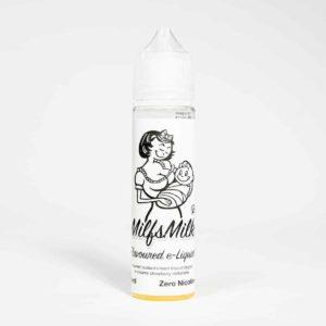 Eco Vape Milkshake Range Milfsmilk 50ml shortfill