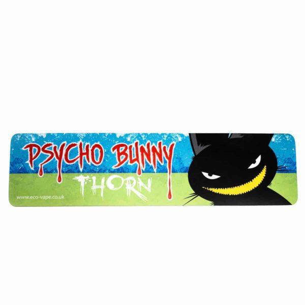 psycho bunny thorn vape mat