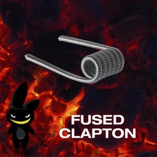 Psycho Bunny Fused Clapton graphic
