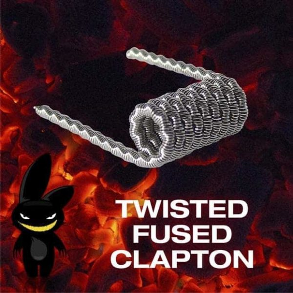 Psycho Bunny Twisted Fused Clapton graphic