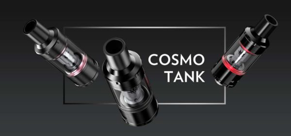 advertisement for the cosmo tank