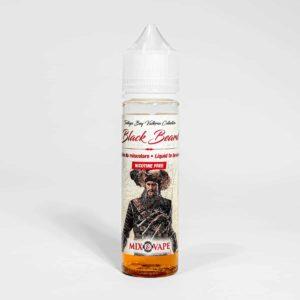 Eco Vape Vapour Art Range Black Beard Flavour 50ml Shortfill