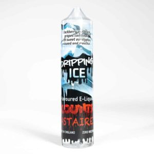 Eco Vape Dripping Range Counts Astaire Flavour 50ml Shortfill