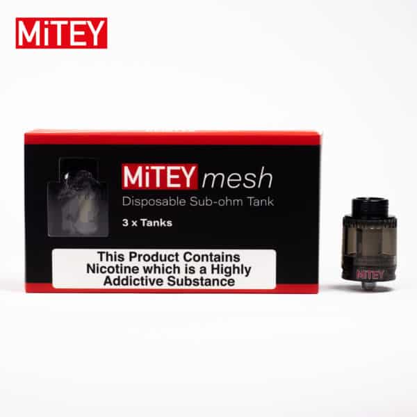 Mitey Mesh Disposable Sub Ohm Tank