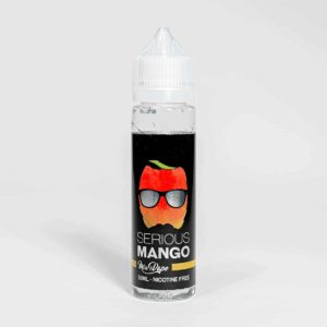 Eco Vape Vapour Art Range Serious Mango Flavour 50ml Shortfill