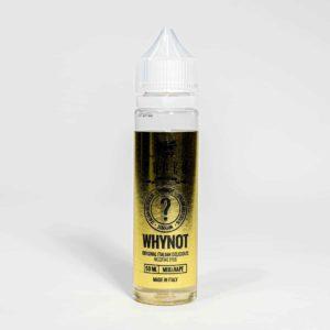 Eco Vape Vapour Art Range WHYNOT Flavour 50ml Shortfill