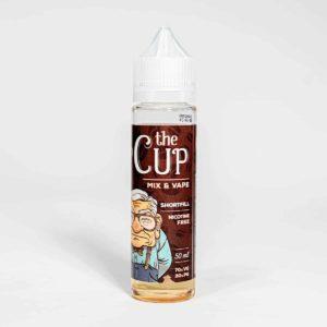 Eco Vape Vapour Art Range The Cup Flavour 50ml Shortfill