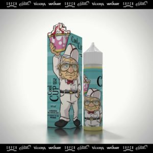 cool cup flavoured nicotine 50ml e liquid