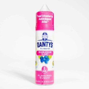 EcoVape Dainty's range Bubblegum Blast 50ml Shortfill