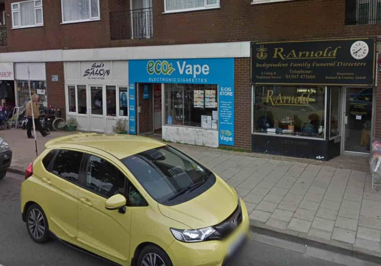Vape Shop Mablethorpe