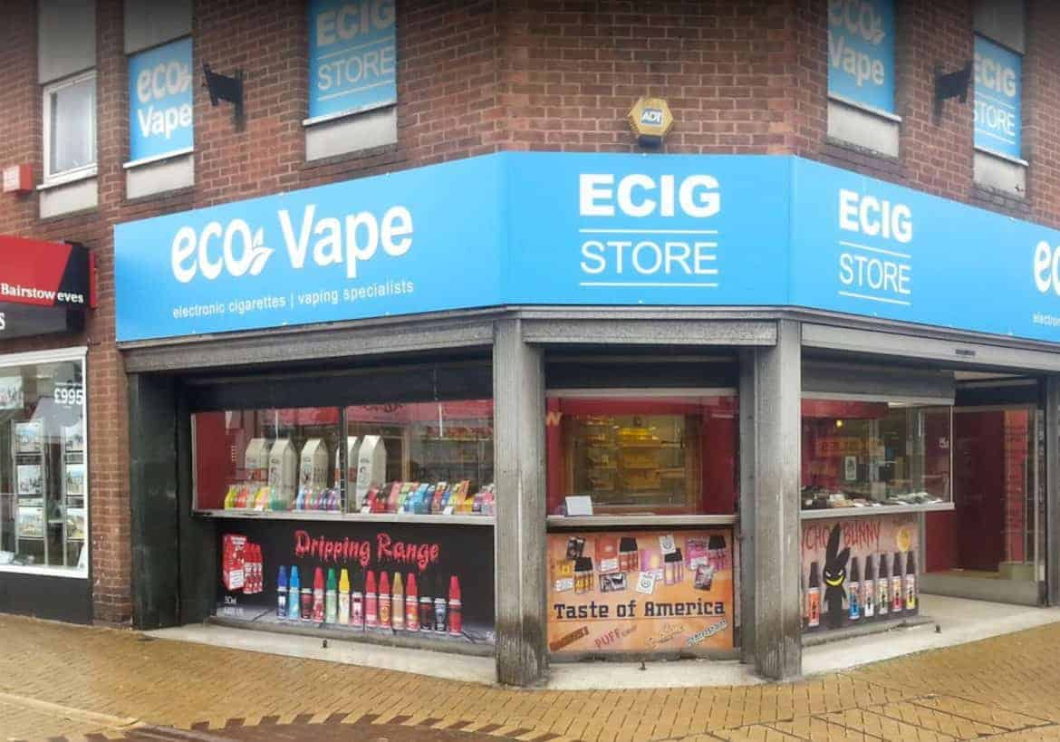 Vape Shop Sutton in Ashfield