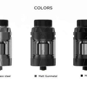 Augvape intake sub ohm tank colour options