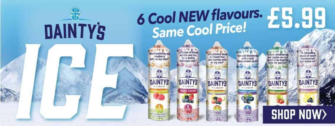 50ml Dainty's Ice