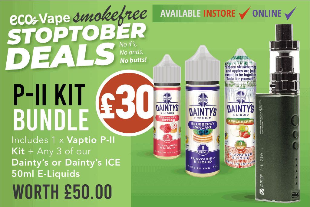 Stoptober P-II kit bundle