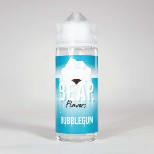 Eco Vape Bear Flavor Range Bubblegum 100ml 70/30