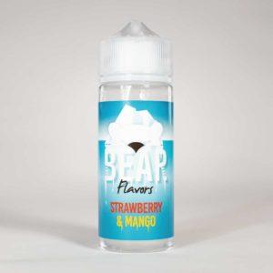 Eco Vape Bear Flavor Range Strawberry & Mango 100ml 70/30