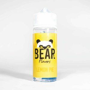 Eco Vape Bear Panda Range Lemon Pie 100ml