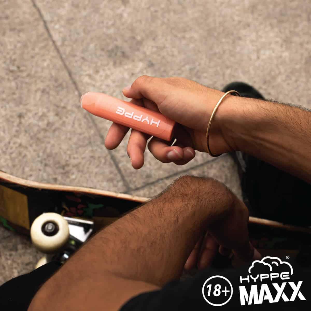 Hyppe Maxx peach ice Disposable vape