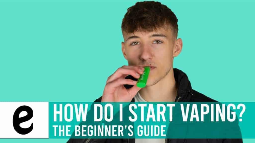 How do I start vaping beginners guide
